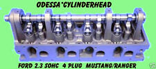 FORD 2.3 RANGER MUSTANG 4 PLUG SOHC CYLINDER HEAD LARGE SPRING 85-88 NO CORE