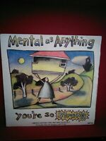 "Mental As Anything ‎– You're So Strong Vinyl 7"" Double Pack Limited Edition 1987"