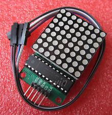 New listing 1pcs Max7219 Dot matrix module Mcu control Display module for Arduino