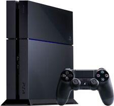 Sony PlayStation 4 500GB Schwarz Spielkonsole inkl. 2 Controllern