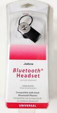 Jabra Vbt2050 Silver/Black Ear-Hook Bluetooth Mobile Phone Headsets - New