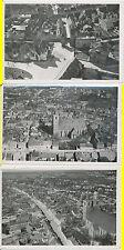 Juterbog  St. Nicolai alte  Luftaufnahme  original  fotografie Brandenburg (115