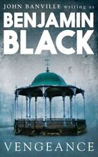 Very Good, Vengeance, Black, Benjamin, Book