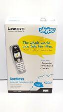 Linksys CIT200 Cordless Internet Telephony Phone Kit Supports SKYPE