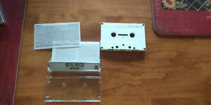 One (1) SONY METAL MASTER 90 Minute BLANK CASSETTE TAPE Ceramic Type (IV) used