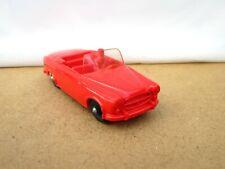 Tomte Laerdal  Plastic No.10 Peugeot 403 Cabriolet - Red