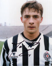 SLAVISA JOKANOVIC - Signed 10x8 Photograph - FOOTBALL - PARTIZAN