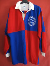 Maillot Rugby ESBB Entente sportive Bruges 1988 Champion France - 6 x 7