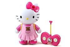 Hello Kitty Walk With Me Remote Control Model 19666975