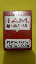Molson Canadian Playing Cards New
