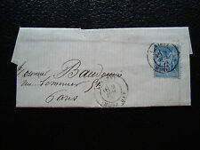 FRANCE - lettre 1878 (cy34) french