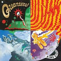 "King Gizzard And The Lizard Wizard - Quarters! (NEW 12"" VINYL LP)"