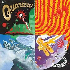 """King Gizzard And The Lizard Wizard - Quarters! (NEW 12"""" VINYL LP)"""