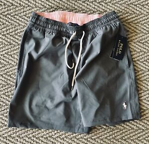 Polo Ralph Lauren Traveler Swim Shorts NWT Sz. Small