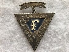 1874 Supreme Lodge Vintage Medal, Knights Templar (?)