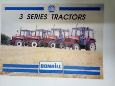 UTB 3 SERIES TRACTORS  BROCHURE . Covers models 453 to 853