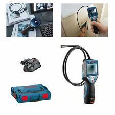 """Bosch GIC 120 C + L-Boxx - Digitale Akku Inspektionskamera 3,5 """" 0601241201"""