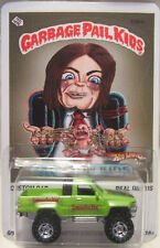 Hot Wheels CUSTOM '87 TOYOTA Garbage Pail Kids Real Riders Limited #6/10 Made!