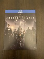 Zack Snyder's Justice League (Blu-ray, 2021)