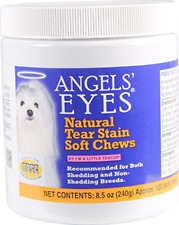 ANGELS Eyes 120 Count Natural Chicken Formula Soft Chews for Dogs ( Packagin...