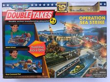 Micro Machines Military Island Airbase & Naval Command Post - MINT IN SEALED BOX