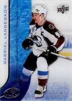 2015-16 Upper Deck Ice #60 Gabriel Landeskog