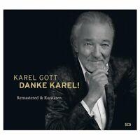Gott,Karel - Danke Karel! Remastered & Raritäten 5CD NEU OVP