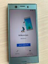 SMARTPHONE SONY Xperia xz1 Compact 32 GB Blu Android 8 Top condizione senza SIM-lock