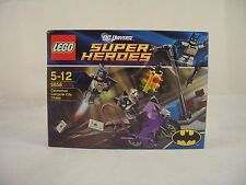LEGO 6858 DC Super Heroes Catwoman Catcycle City Chase New/Sealed