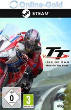 TT Isle of Man - Ride on the Edge - PC Steam Spiel Digital Download Key - DE/EU
