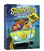 Scooby-Doo Where Are You: Complete Series (DVD, 2018, 7-Disc Set) Brand New