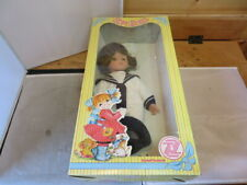 "17"" DOLL ZANINI ZAMBELLI  NICOLA SAILOR OUTFIT IN BOX"