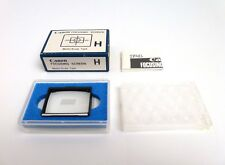 Canon Focusing Screen H for F-1