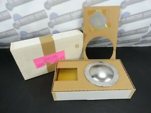 """CONTINENTAL DISC CORP. ZAP RUPTURE DISC 3"""" Dome - 316SS - 115PSIG @ 130°F (NEW)"""