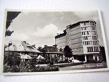 OLD REAL PHOTO-PC~AMSTERDAM~1940's~RIJKSVERZEKERINGSBANK~APOLLOLAAN~APOLLO HOUSE