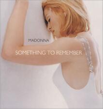Madonna : Something to Remember CD (1995)