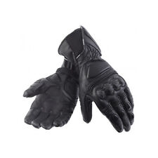 DAINESE PRO CARBON LEATHER GLOVE NERO tg XS - GUANTI MOTO PISTA RACING SPORTIVI