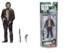 "THE Walking Dead Tv Series 8 Action Figure 5"" Rick Grimes-McFARLANE TOYS"