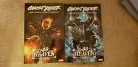 Ghost Rider The War For Heaven Vol. 1 2 Marvel Graphic Novel Comic Book