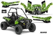 Polaris Sportsman ACE 150 ATV Graphic Kit Wrap Quad Accessories Decals REAPER G