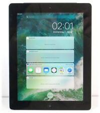 Apple iPad 4 WLAN WiFi only 16 Go Rétine Tablet PC Noir-Argent