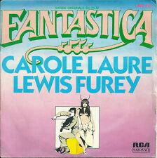 "Carole Laure Lewis Furey - Fantastica (7"") 1981 France"