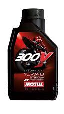 MOTUL Aceite lubricante 4T 300V FL ROAD RACING 10W40 1L