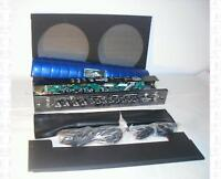 Blue Kustom 72 Coupe Vacuum Tube Guitar Amp Amplifier Chassis & China Parts Kit