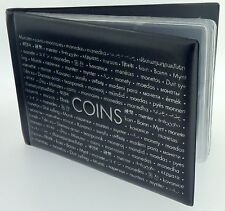 Numis coin album, 48 coin pockets, new