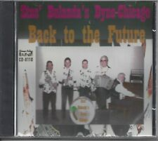 "STAS BULANDA'S DYNO CHICAGO  ""Back To The Future""  NEW SEALED POLKA CD"