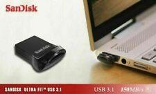 SanDisk 64GB USB 3.1 ULTRA Memory Stick Pen Drive CZ430 Flash SDCZ430-064G Mini