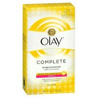 Olay Complete All Day Uv Defense Moisture Lotion 4 Oz