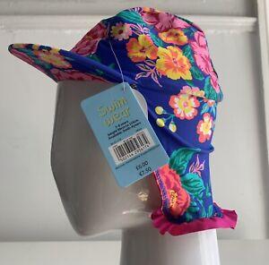 Boots Mini Club Sun Safe Swim Hat UV Protection Age 3-6 Years Swimming Summer