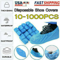 100//1000 x Waterproof Anti Slip Boot Cover Disposable Shoe Covers Overshoes R0